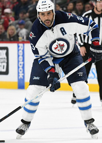 Photo de profil de Dustin Byfuglien