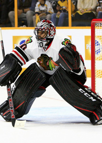 Photo de profil de Corey Crawford