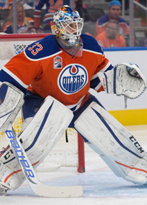 Photo de profil de Cam Talbot