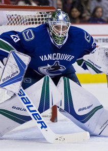 Photo de profil de Jacob Markstrom