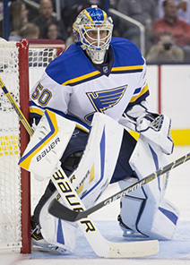 Photo de profil de Jordan Binnington
