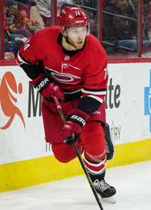 Photo de profil de Jaccob Slavin