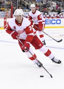 Photo de profil de Dylan Larkin