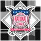 Logo de la ligue nationale de la MLB
